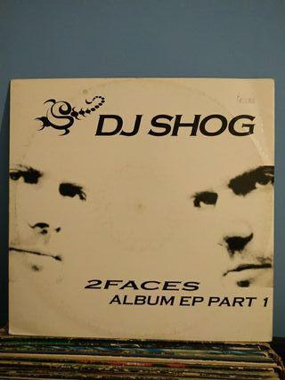 disco vinilo Dj Shog 2 faces
