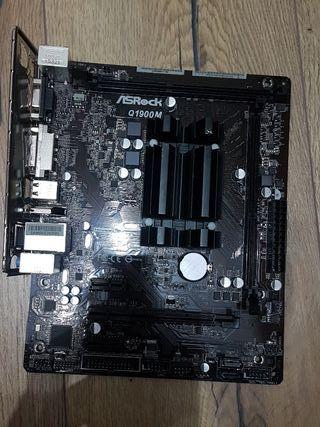 Placa base procesador integrado 0dbi