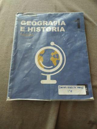 Geografía e historia 1 eso