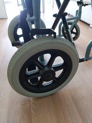 silla d ruedad