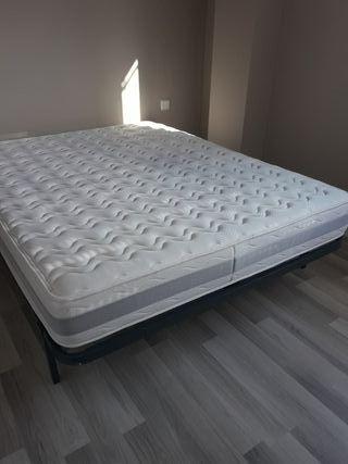 canapé más colchón