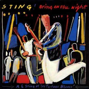 disco vinilo lp Sting