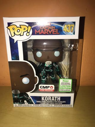 Funko Pop Korath 437 (Captain Marvel) Exclusivo