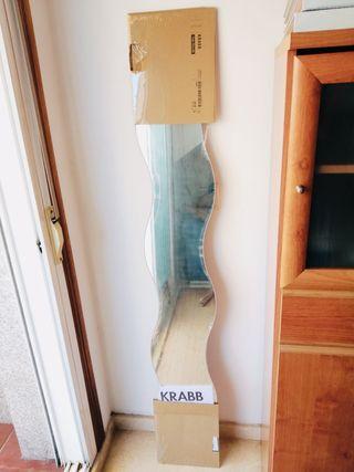 Espejo Krabb NUEVO Ikea