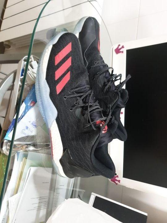 a59b36d1 Zapatillas basket Adidas Rose de segunda mano por 20 € en Valencia ...