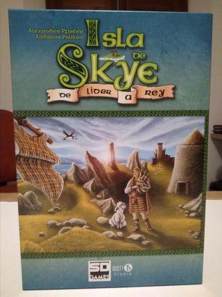 Isla de Skye juego de mesa