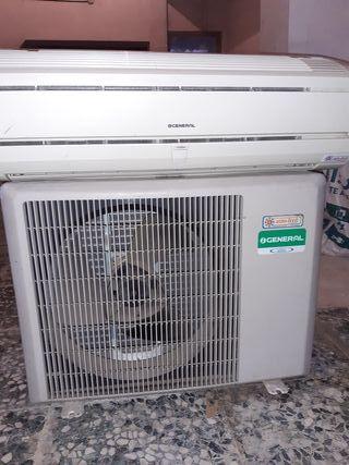 aire acondicionado. negociable. sólo frío