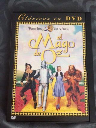 El Mago de Oz - DVD