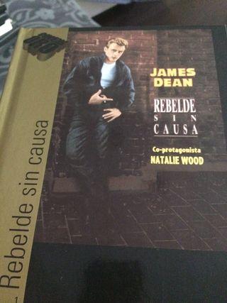 Rebelde sin causa - Libro DVD
