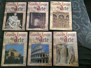 Grandes Épocas del Arte - 6 dvd
