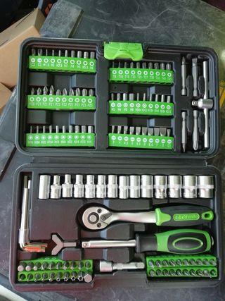 Maletin de herramientas 130 piezas