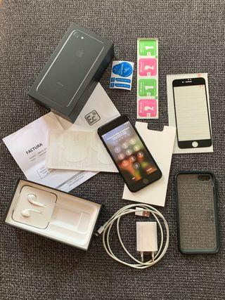 Iphone 7 128g Negro brillante