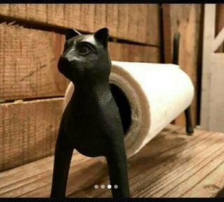 Dispensador papel gato