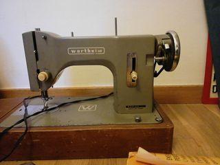 Màquina de coser Wertheim