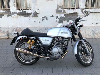 Moto Cafe Racer 125cc - Hudson Boss