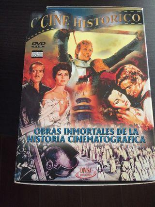 Cine Histórico - DVD