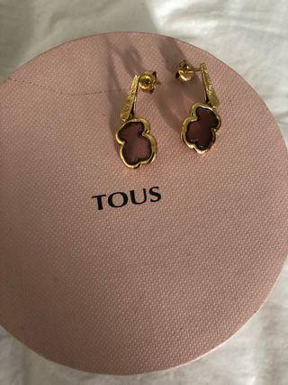 Pendientes Oro Tous