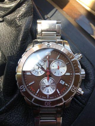 Cambio reloj maurice