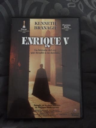 Enrique V - DVD