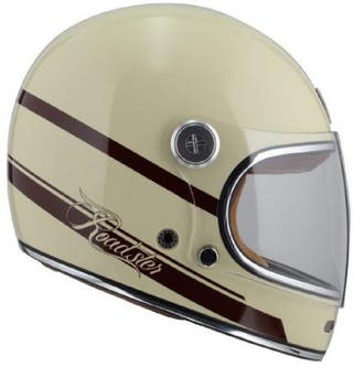 Casco Integral By City Roadster Beig