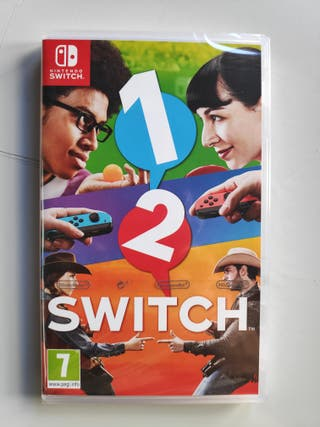1-2 Switch - Nintendo Switch - Nuevo, precintado