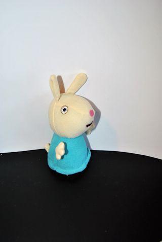 Rebeca Rabbit Peppa Pig