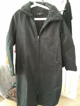 Abrigo Zara talla M