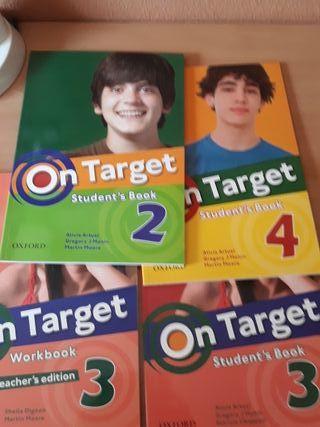 On Target Libro texto Oxford