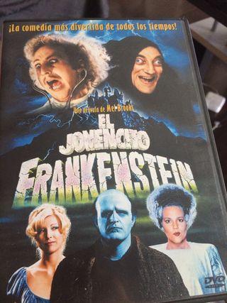 El Jovencito Frankenstein - DVD