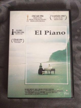 El Piano - DVD