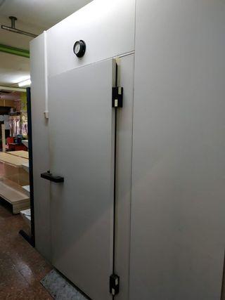 Cámara frigorífica comercial modular