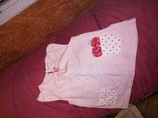 Vestidito HyM, 2/4 meses