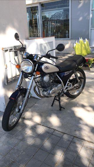 Yamaha sr250 clasic