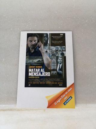 DVD MATAR AL MENSAJERO