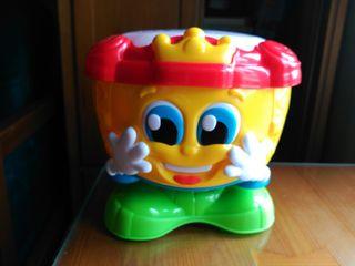 Tambor juguete musical