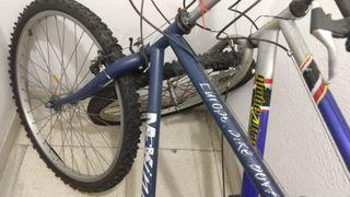 Dos mountain bike