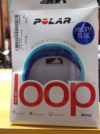 pulsera actividad fisica polar loop