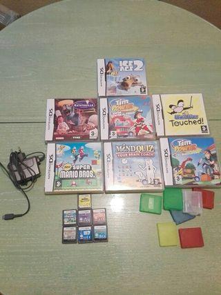 7 juegos de nintendo ds