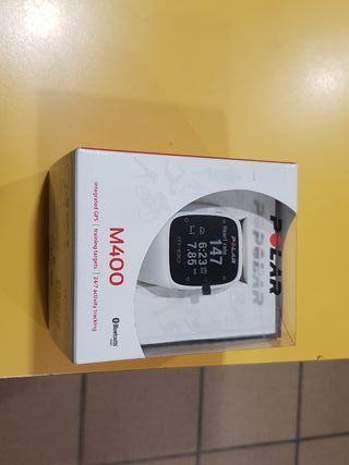 pulsometro polar m400