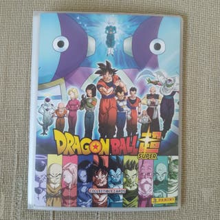 Dragon Ball Super Cartas