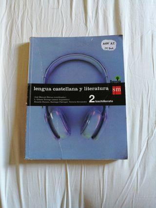 lengua castellana y literatura 2bachillerato SM