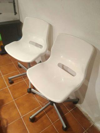 Sillas dormitorio niños, sillas para escritorio