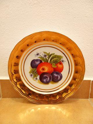 plato decorativo bidasoa