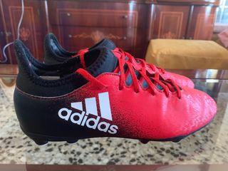 botas fútbol - Adidas techfit X