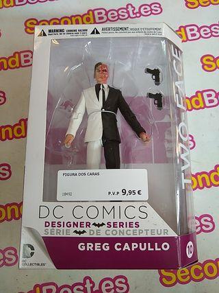 Figura 2 Caras Greg Capullo