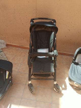 Venta carrito bebé Trío Jane Cross R