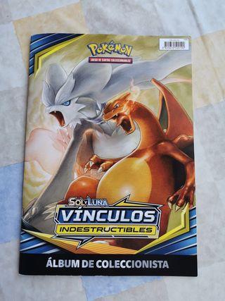 Album Pokémon Sol y Luna - Vinculos