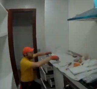 COCINAS DE REFORMAS, SP4 TRABAJANDO