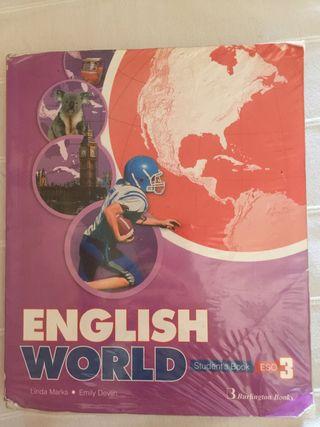 Libro Inglés 3' ESO