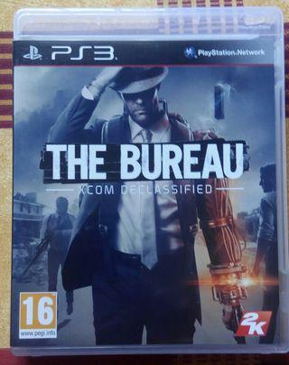 The Bureau PS3